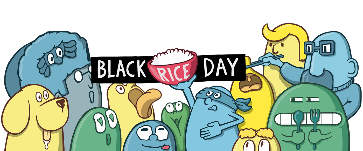 Black Riceday