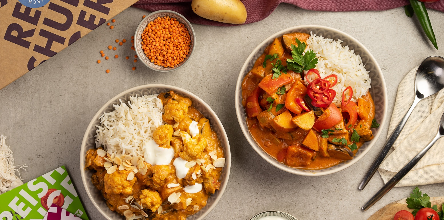 Indian Curry Box